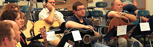 K12 Classroom Guitar - Teacher Development Training