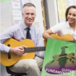 Online Guitar and Ukulele Curriculum for Teachers
