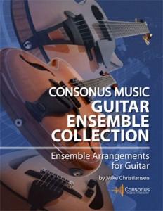 Guitar Ensemble Collection - for classroom guitar