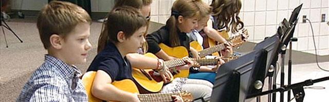 Classroom Guitar Assesment Ideas