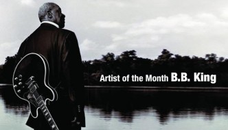 Artist of the Month – B.B. King