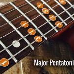 Major Pentatonics Classroom Guitar
