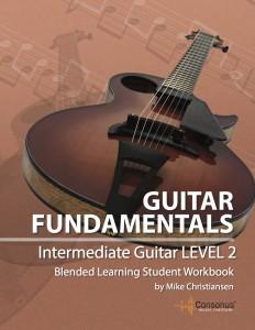 Classroom Guitar Book: Intermediate Level 2 by Mike Christiansen