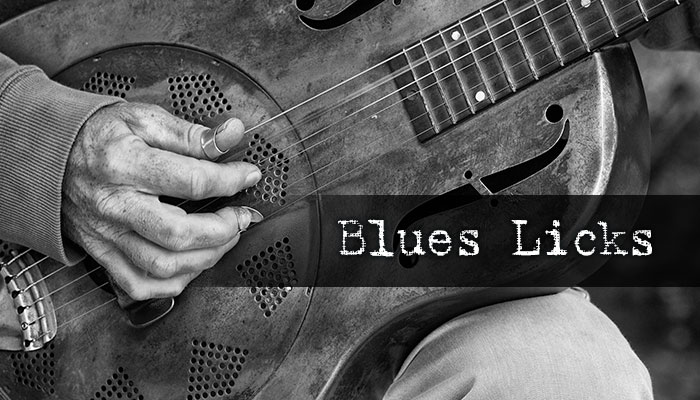 Teaching Classroom Guitar Tip: Blues Licks by Mike Christiansen