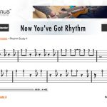 Rhythm Studies for Classroom Guitar Are Here