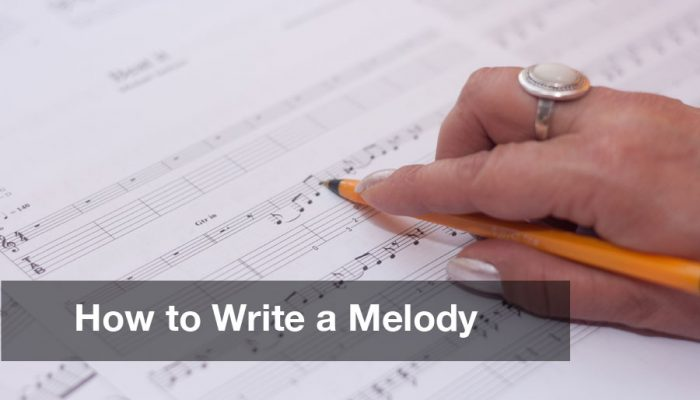 How to Teach Composition to  Guitar Students, Part 4 – How to  Write A Melody